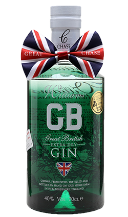 Chase Williams Great Britian Gin 700ml