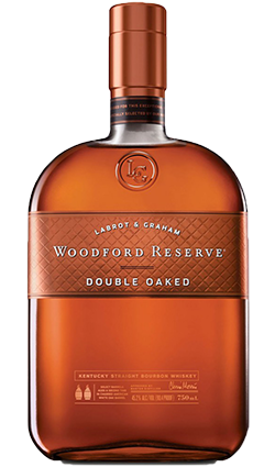 Woodford Double Oaked Bourbon 700ml