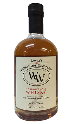 Lawry's Workshops Distillery Inaugural Release 500ml