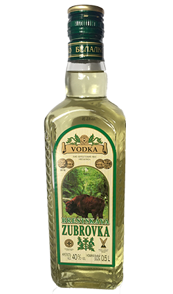 Zubrovka Bison Vodka 500ml