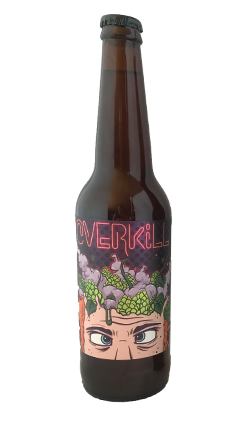 Abbey Brewery Overkill IIPA 500ml