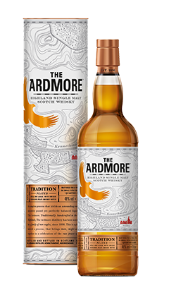 Ardmore Traditional Whisky 1000ml