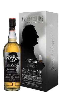 Arran 10YO James Mactaggart 700ml