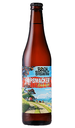 Bach Brewing Hopsmacker DIPA 500ml