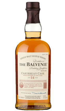 Balvenie 14YO Caribbean Selection 700ml