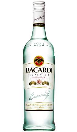 Bacardi White Rum 3000ml