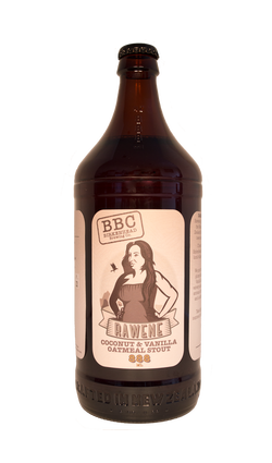Birkenhead Brewing Co Rawene Coconut Vanilla Stout 888ml