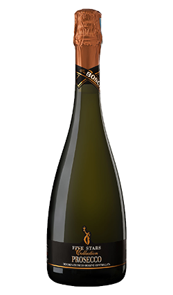 Bosca 5 Star Prosecco 750ml