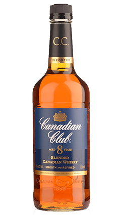 Canadian Club 8YO 700ml