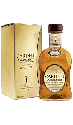 Cardhu Gold Reserve 700ml