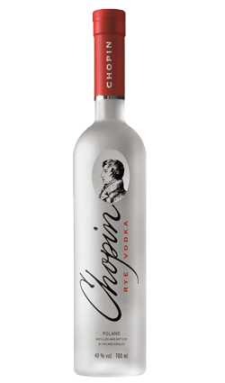 Chopin Rye Premium Polish Vodka 700ml