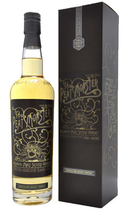 Compass Box 'Peat Monster' 700ml