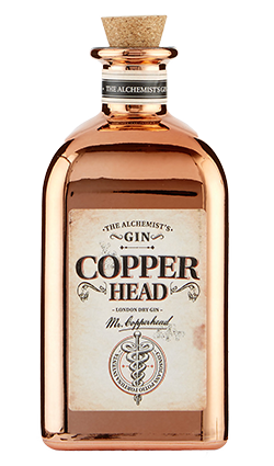 Copperhead Gin 500ml