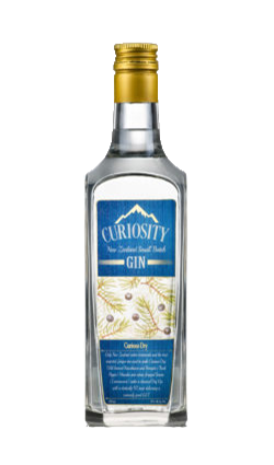 Curiosity Gin DRY 500ml