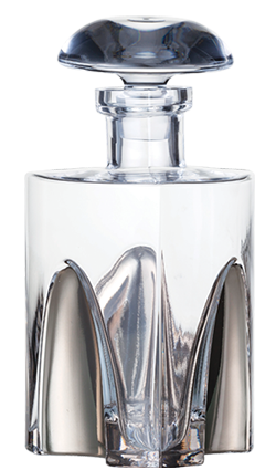 Eisch Decanter Platinum Whisky 750ml