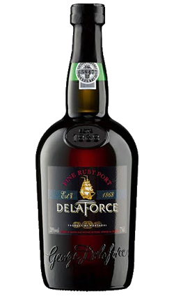 Delaforce Port Ruby 750ml