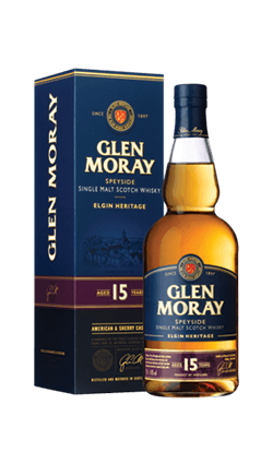 Glen Moray 15YO 700ml