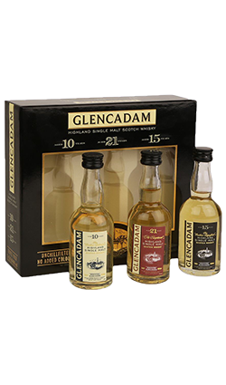 Glencadam Triple Pack 3 x 50ml