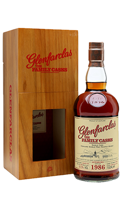 Glenfarclas Family Casks 1986 700ml