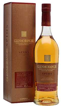 Glenmorangie Spios (9th Private Edition release) 700ml