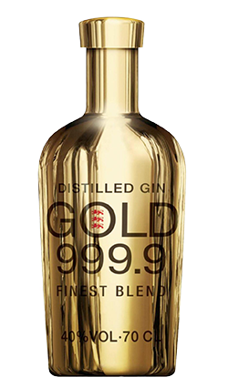 Gold 999.9 Gin 700ml
