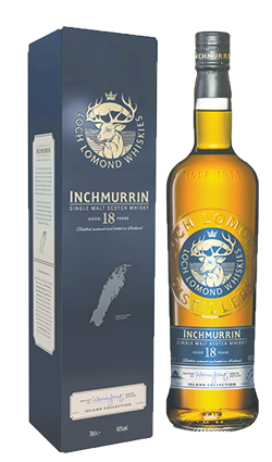 Inchmurrin 18YO 700ml