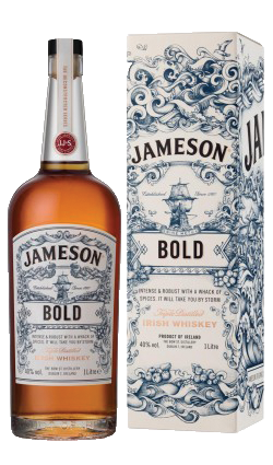 Jameson BOLD Irish Whisky 1000ml