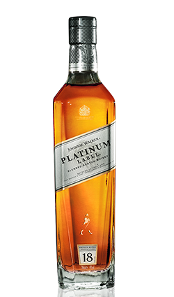 Johnnie Walker Platinum 18YO 200ml