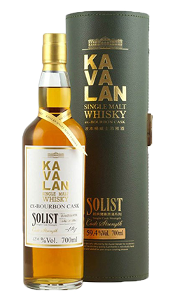 Kavalan Bourbon Solist 700ml