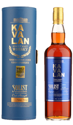 Kavalan Solist Vinho Barrique 700ml