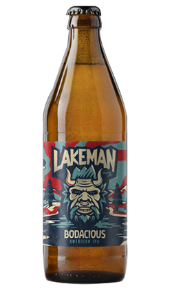 Lakeman Bodacious 500ml
