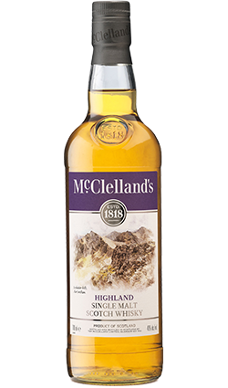McClellands Highland Single Malt 700ml