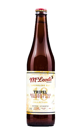 McLeods Smugglers Bay Tripel 500ml