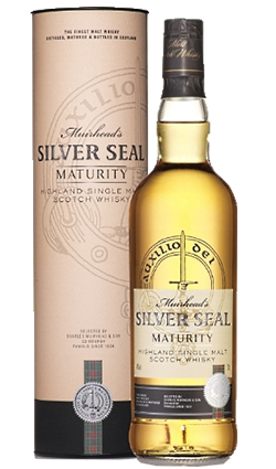Muirheads Silver Seal Maturity Whisky 700ml