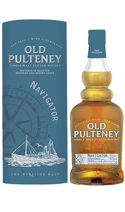 Old Pulteney Navigator 700ml
