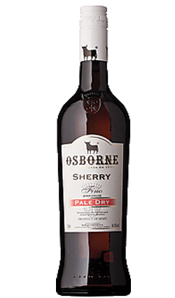 Osborne Fino Sherry 750ml