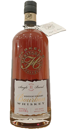 Parkers Heritage 11YO Single Barrel 11th Ed Bourbon 750ml