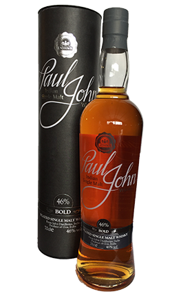 Paul John Bold Peated Single Malt 700ml