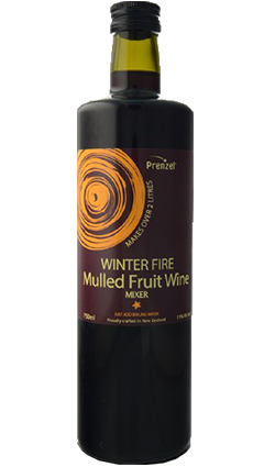 Prenzil Mulled Wine Mixer Winter Fire 750ml