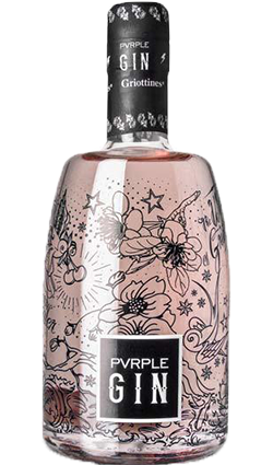 Purple Gin Griottines 500ml