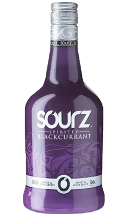 Sourz Blackcurrant Schnapps 700ml