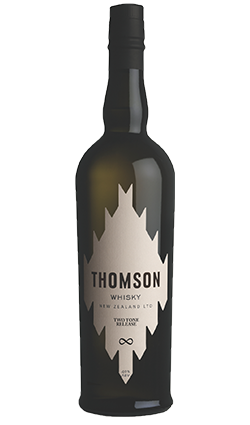 Thomson Two Tone Blend NZ Whisky 700ml