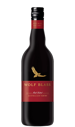 Wolf Blass Red Label Tawny Port 750ml