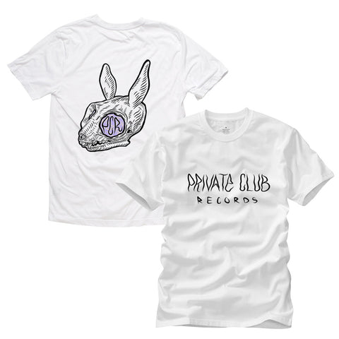 Private Club Records Logo Tee