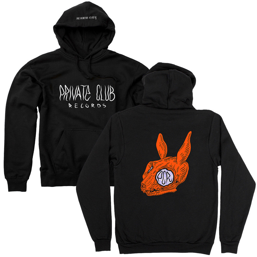 Private Club Records Hoodie