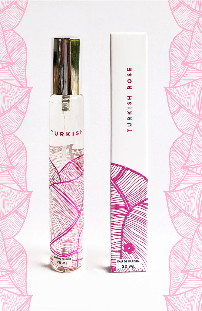 Perfume Turkish Rose
