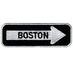 One Way: Boston