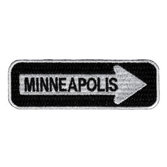 One Way: Minneapolis
