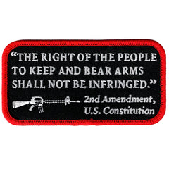 2nd Amendment (Black)
