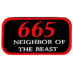 665 Neighbor Of Beast